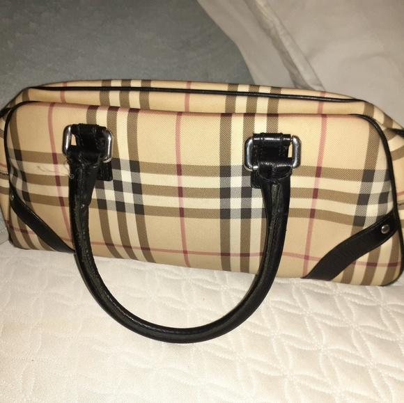 Burberry Handbags - Burberry nova check handbag